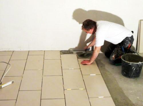 让您秒懂地板铺法
